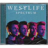Cd Westlife   Spectrum [importado   Uk] Pronta Entrega